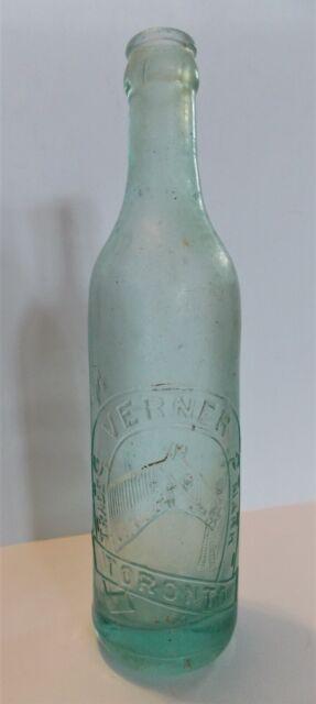 Early Verner Toronto Bottle