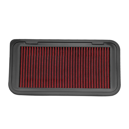 Washable Drop-In Replacement Red Air Intake Filter for 2013-2017 FRS//BRZ//86