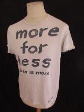 T-shirt Desigual Blanc Taille L à - 51%