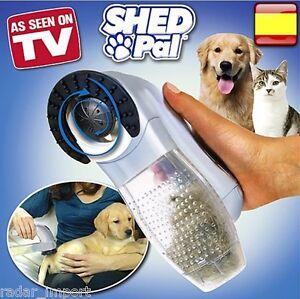 Cepillo-aspirador-de-pelos-para-perros-gatos-Mascotas-Limpieza-SHED-PAL