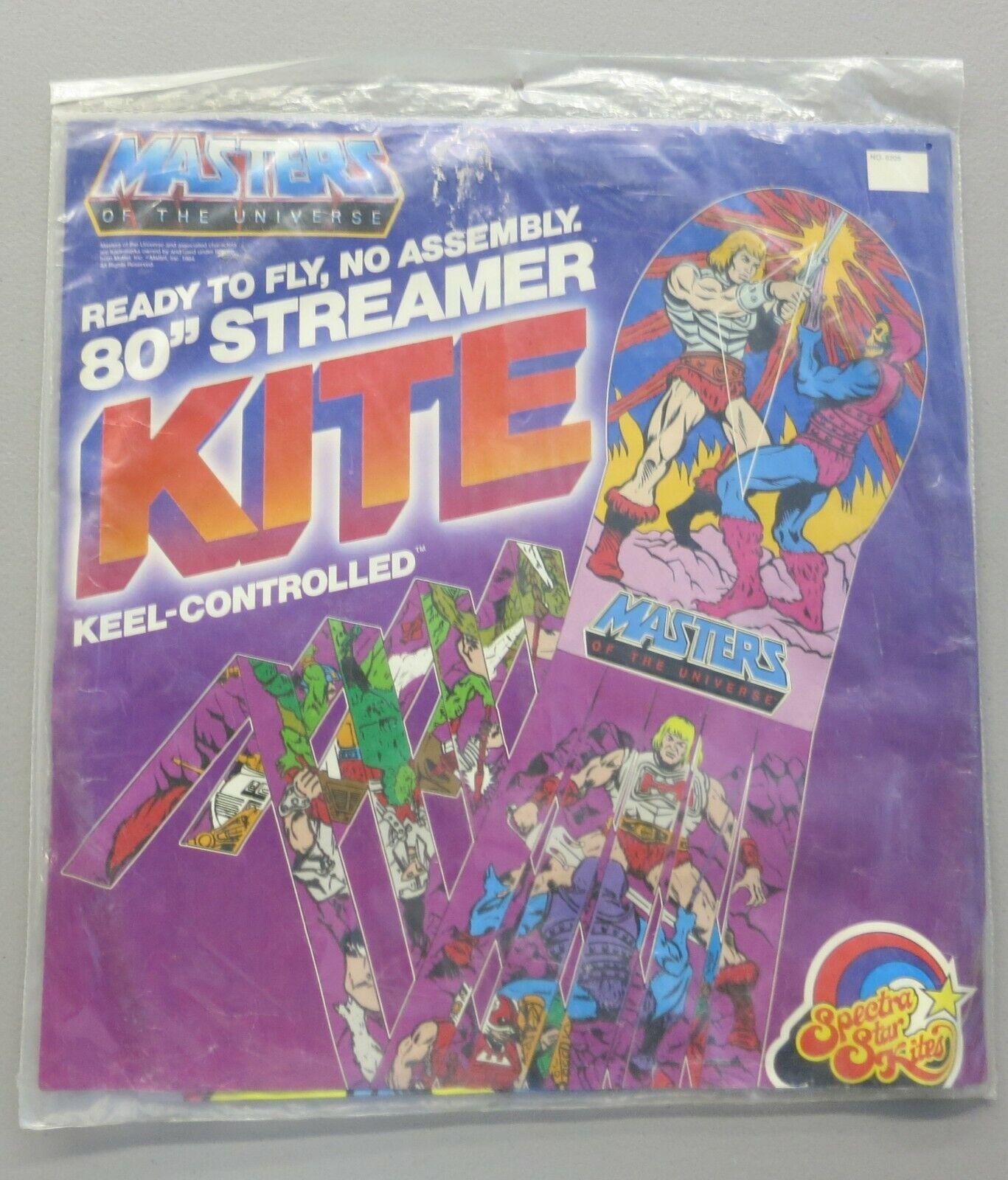 Masters del Universo - 1985 He-man 80  transmisor Kite-RARE-nunca Abierto