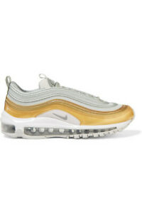 Details about Nike Women's Air Max 97 Metallic Gold AQ4137 001 Size 11 US