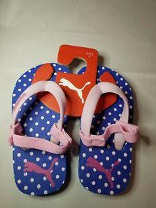 Puma Sandals Shoes Infant Baby Size 7