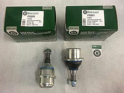 BEARMACH DISCOVERY 2 UPPER /& LOWER STEERING KNUCKLE BALL JOINTS PAIR-FTC3570//1