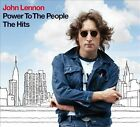Power to the People: The Hits [Digipak] by John Lennon (CD, Oct-2010, Capitol)