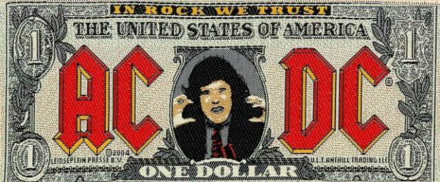 AC/DC SUPERSTRIP PATCH # 42