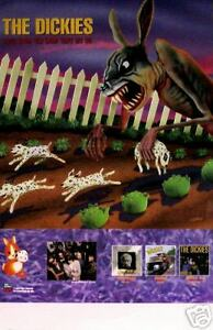 THE-DICKIES-POSTER-034-DOGS-FROM-THE-HARE-034-D5