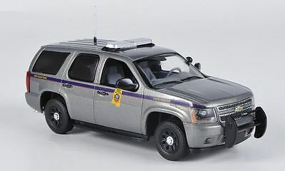 Chevrolet Tahoe, Mississippi Highway Patrol, 1:43, First Response