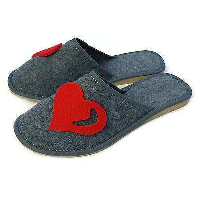 Nuevas señoras para mujer Chicas Moderno Fácil Slip On Ligero Zapatillas Tamaño 4 5 6 7 8