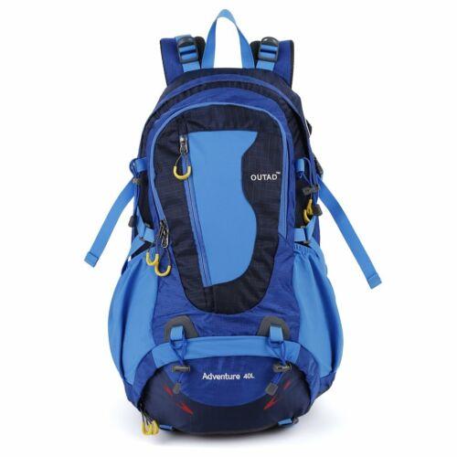 40L Sports Military Rucksacks Tactical Backpack Trekking Hiking 4 Colors Hot US