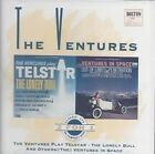 The Ventures Play Telstar -- The Lonely Bull and Others /(The) Ventures in Space by The Ventures (CD, Jul-1996, 2 Discs, EMI Music Distribution)
