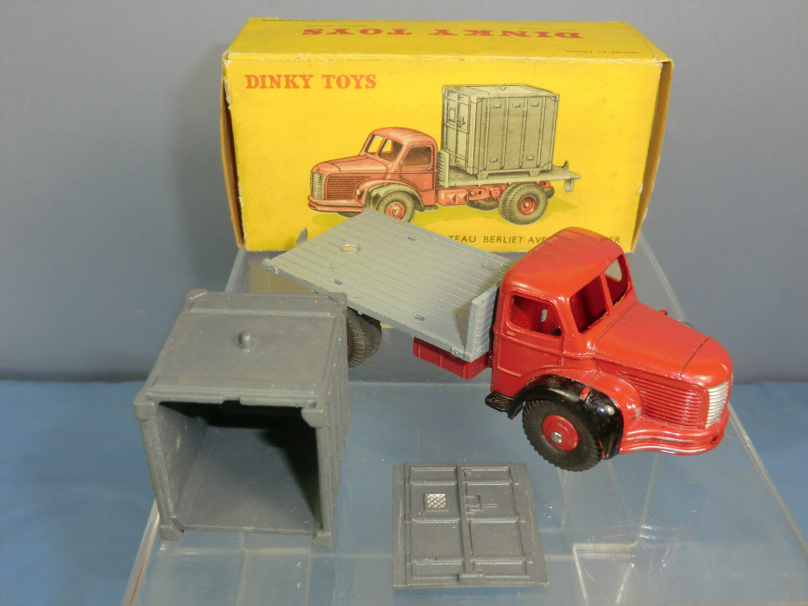 FRENCH DINKY NO: 34B