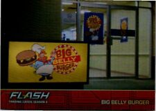 The Flash Season 2 Foil Parallel Quotable Cisco Chase Card Q05