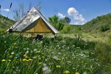 SIBLEY 400 Canvas Tent - Tente en coton - Tipi - Familietent # Glamping