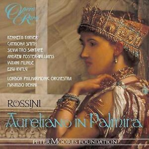 Rossini-Aureliano-In-Palmira-Gioachino-Rossini-Maurizio-Benini-NEW-3CD