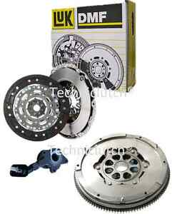 FORD-MONDEO-TDCI-6-SPEED-LUK-DUAL-MASS-FLYWHEEL-AND-CLUTCH-KIT-WITH-CSC-BEARING