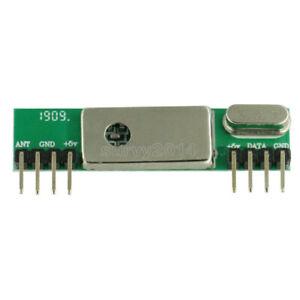 1pcs RXB6 433Mhz Superheterodyn