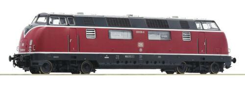 Roco 58680 DB IV BR 220 AC Digital H0 NEU//OVP