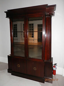 baker furniture thomas pheasant temple cabinet 7871 ebay