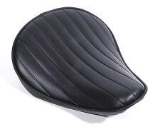 "Solositz ""Tuck & roll"" super flach für Harley Suzuki Yamaha Honda Custom Chopper"