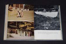 Encuentro con Japón: cultura japonesa/Tokio/ciudades/templos/Dragones/1959