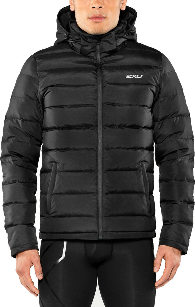 2xu Isolation Mark 11 Veste Homme-noir