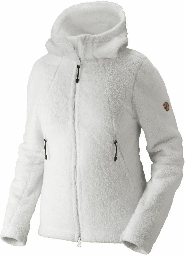 Fjäll Räven Bison Fleece White Size XL 89160