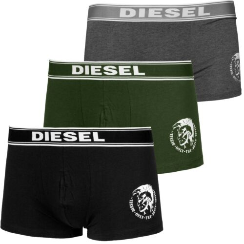 Diesel UMBX-SHAWNTHREEPACK 3er Pack Boxershorts Unterhose 00SAB2-0TANL-E5239