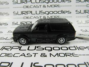 Johnny-Lightning-1-64-LOOSE-Collect-039-N-Play-Black-1992-GMC-TYPHOON-AWD-SUV
