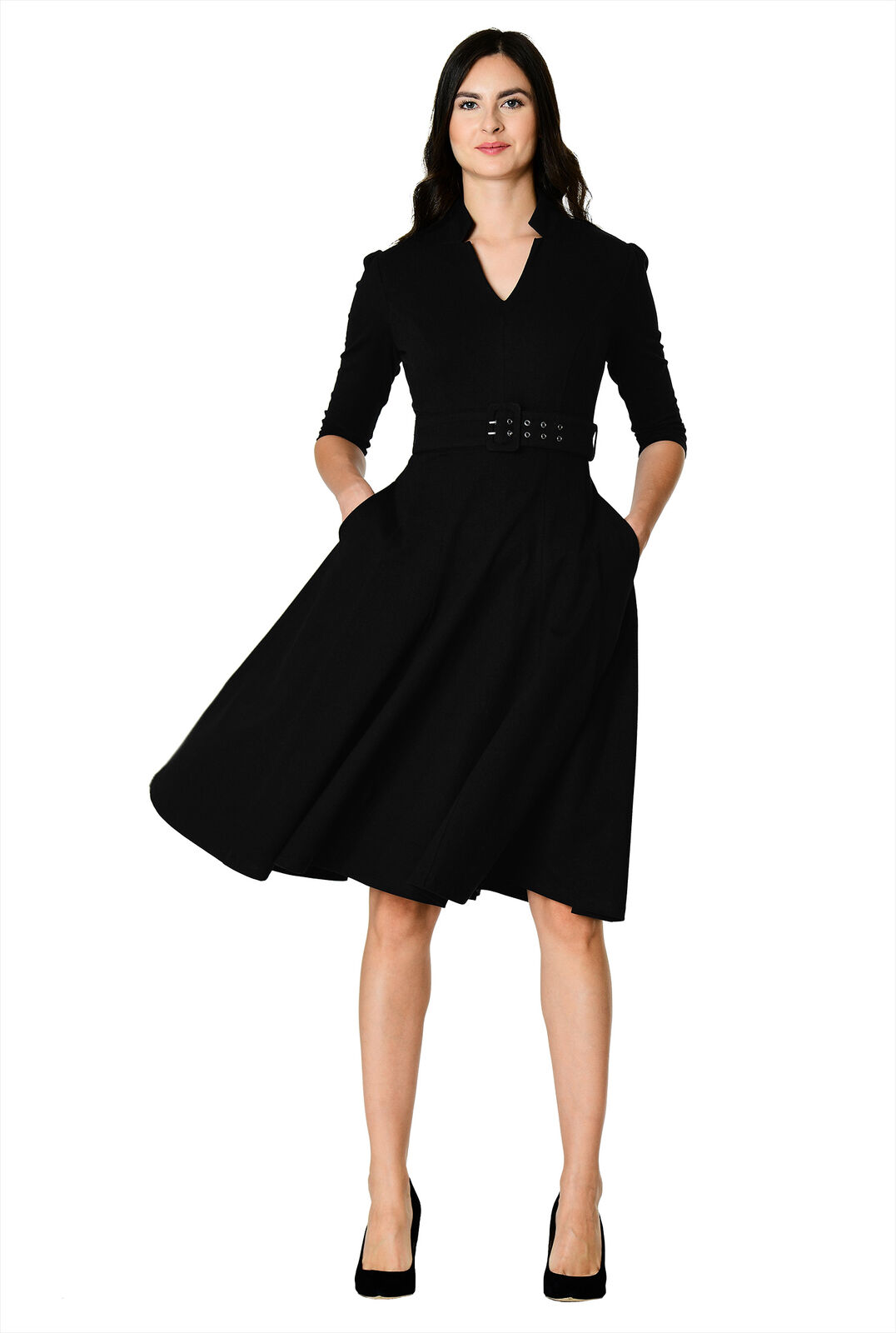 Faible V-Neck Formal mariage Bridesmaid Long Evening Party courte Cocktail Drees