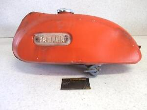 Details about 1971 Yamaha Ct1 175 CT175 Genuine Gas Fuel Tank Cell Petrol  Reservoir + Cap OEM