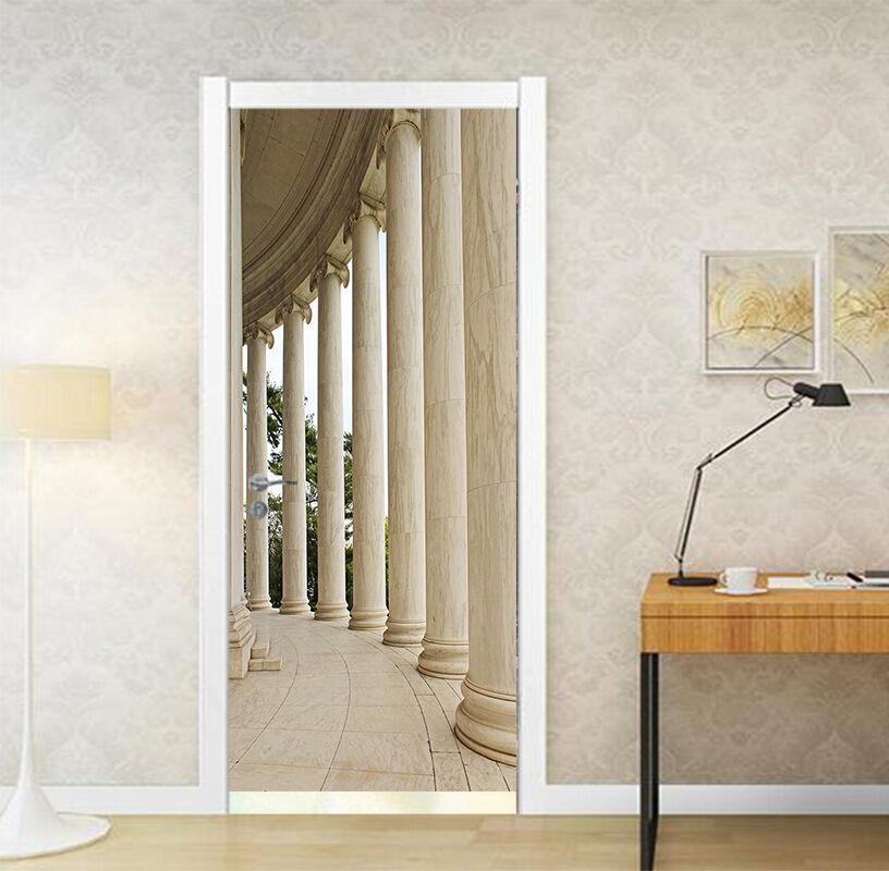 3D Gebäude 749 Tür Tür Tür Wandmalerei Wandaufkleber Aufkleber AJ WALLPAPER DE Kyra | Mangelware  | Verpackungsvielfalt  | Verschiedene Arten und Stile  ed646b