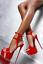 Fashion-Ladies-High-Heel-Sandals-Womens-Peep-Toe-Platform-Shoes-Pumps-Plus-Size thumbnail 2