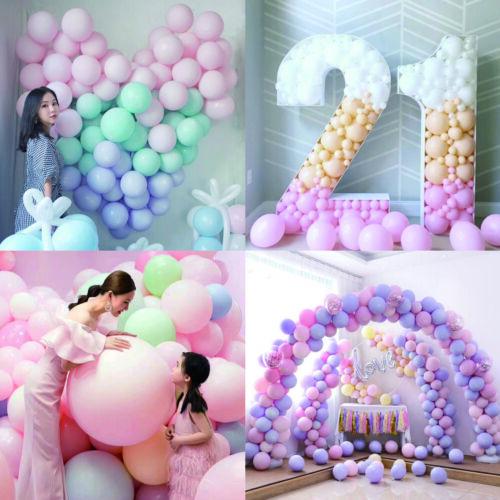10-50Pcs Latex Balloons Wedding Birthday Party Air Helium Balloon Baby Shower
