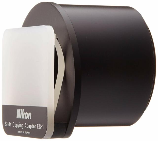 Nikon slide copy adapter ES-1 52mm Camera Accessory japan