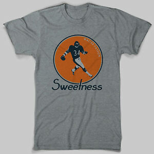 Image is loading Chicago-Bears-T-Shirt-Sweetness-Walter-Payton-Shirt- c3c8dbcec46f