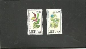 LITHUANIA MINT CPL STAMPS SET S-506