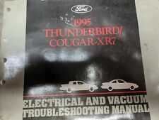 2002 Ford Windstar Electrical Wiring Diagram Manual Lx Se Sel Limited 3 8l V6 Ebay
