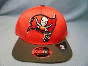 New Era 9Fifty Tampa Bay Buccaneers Heather Huge Snapback BRAND NEW ... 75e2801d3