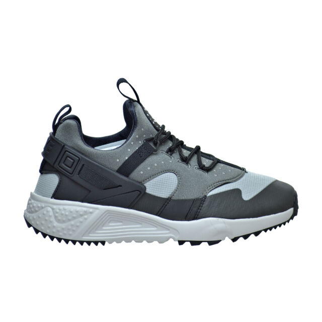 8237460b24766 Nike Air Huarache Utility Men s Shoes Base Grey Light Ash Grey 806807-003