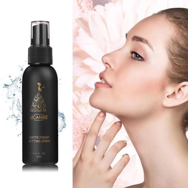 50ml Cosmetic Natural Setting Spray Makeup Moisturizing Oil-control o