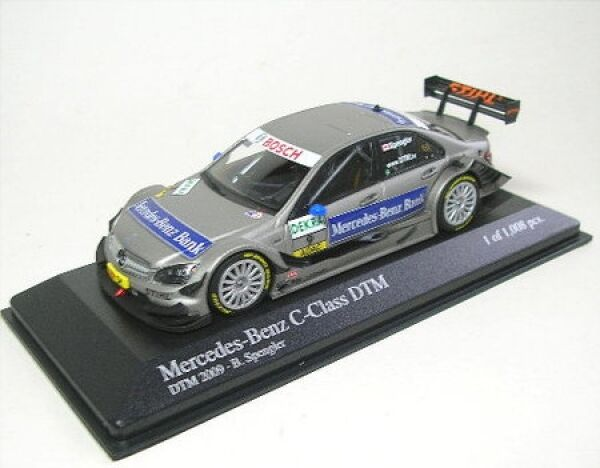 Mercedes-Benz C-Class No. 9 par Exemple Spengler DTM 2009