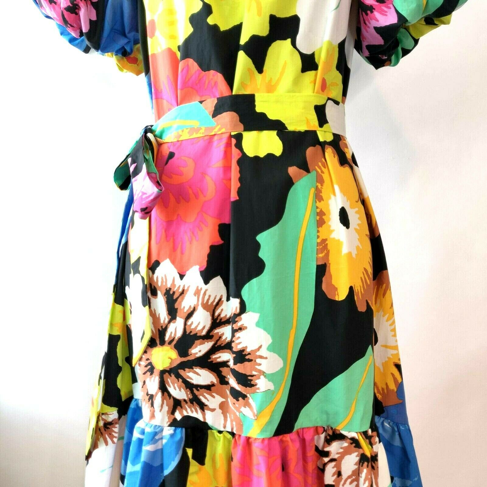 Christopher John Rogers Target Womens Floral Puff… - image 6