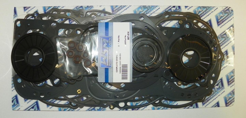 Kompletter Dichtungssatz Yamaha Waverunner 2000 GP1200R Wsm 007-614
