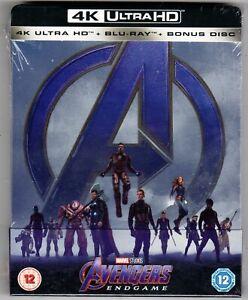 Avengers-Endgame-SteelBook-4K-UHD-Blu-ray-Import