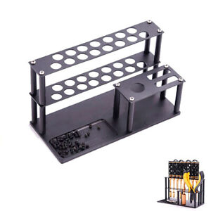 For RC Car Aluminum Alloy Screwdriver Holder Wrench Storage Rack Shelves Base