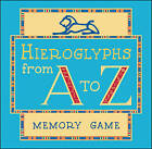 Hieroglyphs from A to Z Memory Game by Pomegranate Communications Inc,US (Mixed media product, 2011)