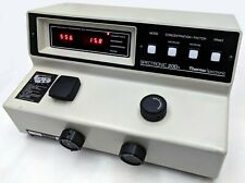 Thermo Spectronic 20d Laboratory Digital Spectrophotometer Device Model 333183