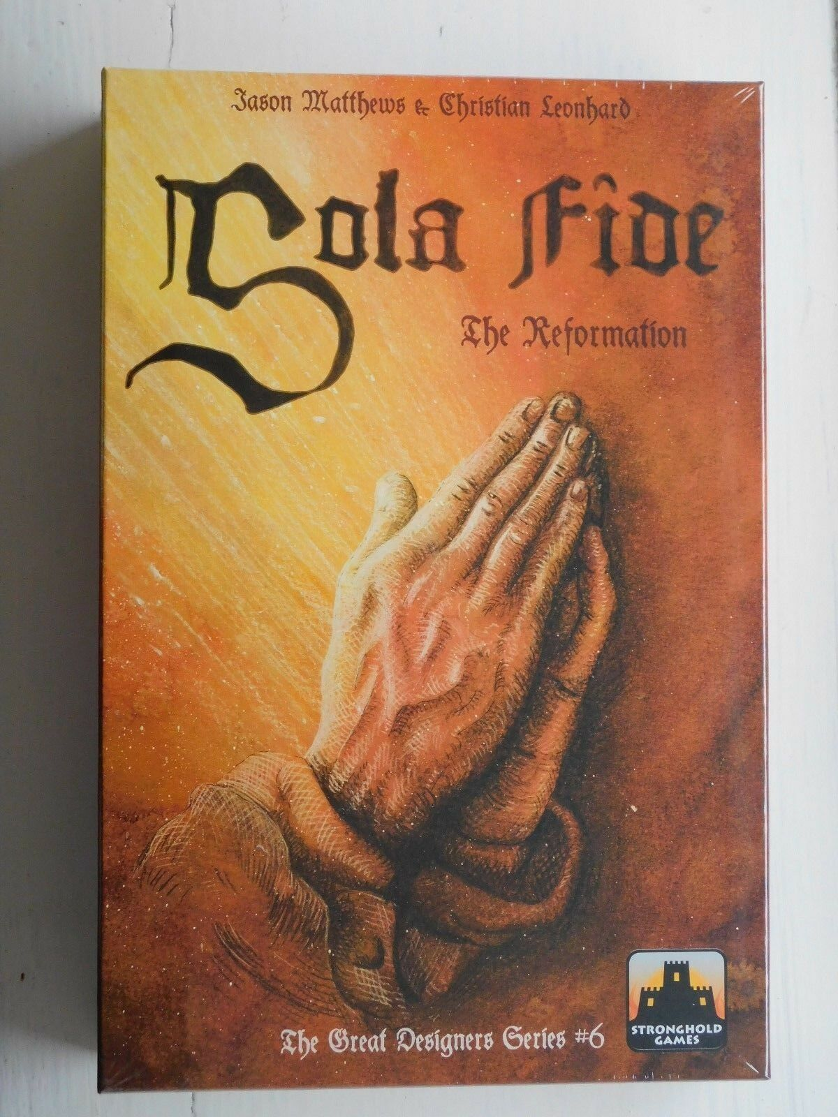 Sola Fide  The Reformation Card Game