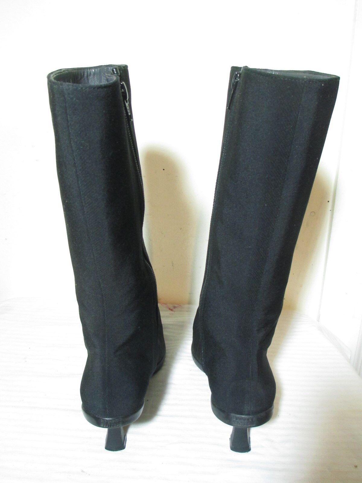 700 STUART WEITZMAN schwarz WEATHERPROOF CALF HIGH Stiefel GORETEX GORETEX GORETEX SZ 8 M b51b64